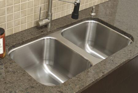 Aline CO3117RE Kitchen Sink