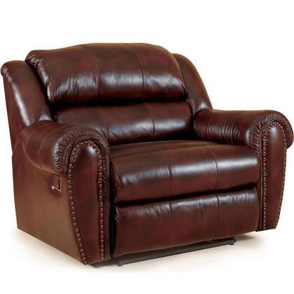 Lane Furniture 21414513942 Summerlin Series Transitional Polyblend Wood Frame  Recliners