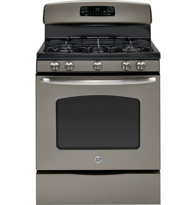 "GE JGB600EEDES Gas Sealed Burner 30""5 No Yes Freestanding Range |Appliances Connection"