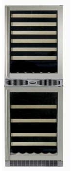 "Marvel 66SWBEBDL 24.13"" Freestanding Wine Cooler"