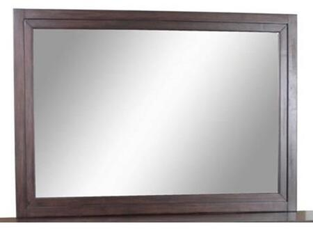 Donny Osmond Home 204294 Lancaster Series Rectangle Landscape Dresser Mirror