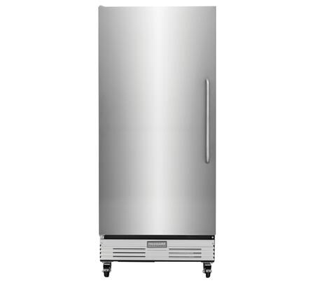 Frigidaire Fcfs181lqb 32 Inch Freezer With 17 9 Cu Ft