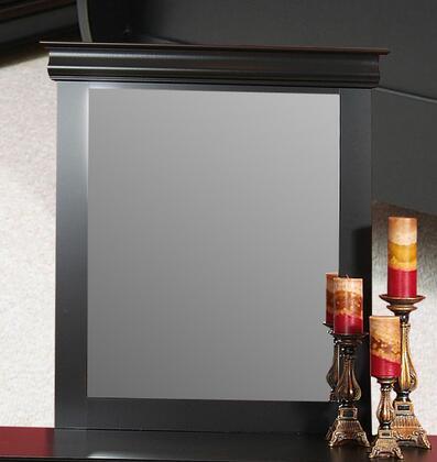 Harden 7501  Rectangular Portrait Dresser Mirror
