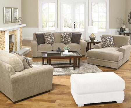 Jackson Furniture 44873PCSTLCOKIT1P Prescott Living Room Set