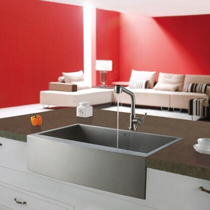 Vigo VG14018 Kitchen Sink