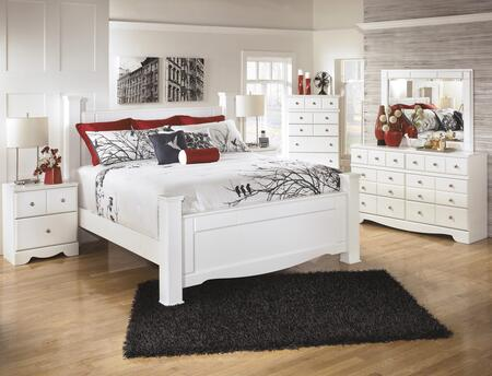 Milo Italia BR418KPSBDMC Waters King Bedroom Sets