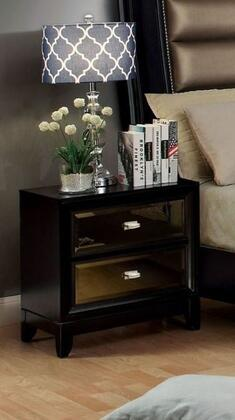 Furniture of America CM7295N Golva Series  Night Stand