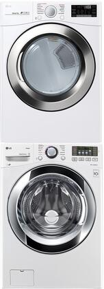 LG 706126 Washer and Dryer Combos