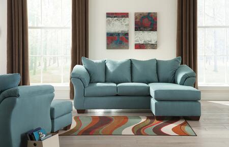 Milo Italia MI7909SCHCOSKY Tristian Living Room Sets