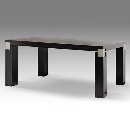 """VIG Furniture VGGU616- Escape Collection Contemporary 71"""" Dining Table:"""