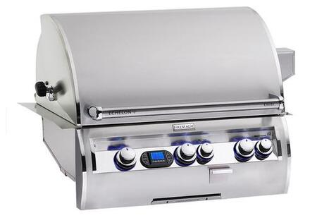"FireMagic E660I4L1N Built-In 33"" Liquid Propane Grill, in Stainless Steel"