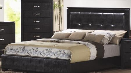 Coaster 201401KW Dylan Series  California King Size Panel Bed