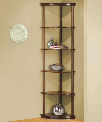 Coaster 800280Bookcases Series  5 Shelves Bookcase