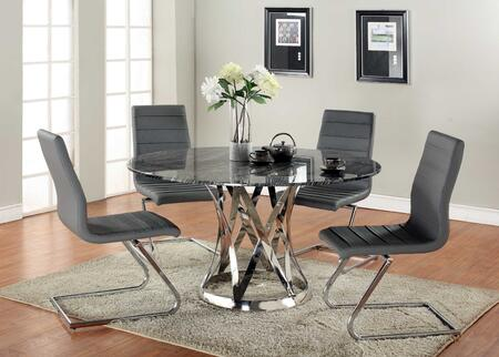 Chintaly JANETDTSET Janet Dining Room Sets