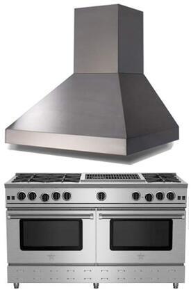 BlueStar 749893 RNB Kitchen Appliance Packages