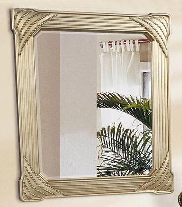 Yuan Tai VE4320M Vedette Series Rectangular Portrait Wall Mirror