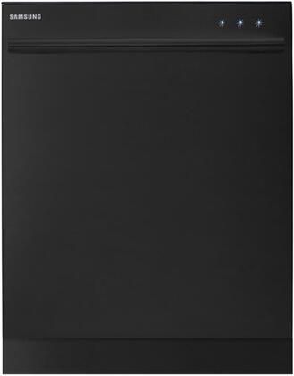 """Samsung Appliance DMT400RHB 24"""" Built In Fully Integrated Dishwasher"""