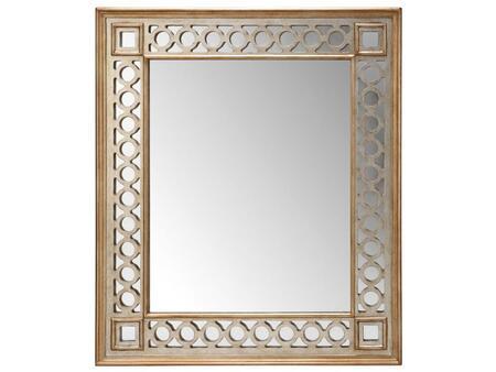 Stein World 12361  Rectangular Portrait Wall Mirror