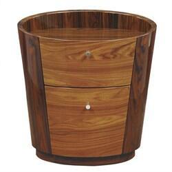Global Furniture USA NEWYORKNS New York Series  Wood Night Stand