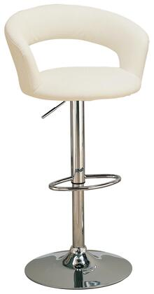 Coaster 120347 Dining Chairs and Bar Stools Series Residential Faux Leather Upholstered Bar Stool