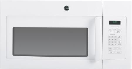 GE JNM6171DFWW 1.7 cu. ft. Over the Range Microwave Oven with 1000 Cooking Watts, in White