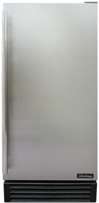 """Vinotemp VTREFOUT15 15""""  Stainless Steel All Refrigerator with 3.18 cu. ft. Capacity"""