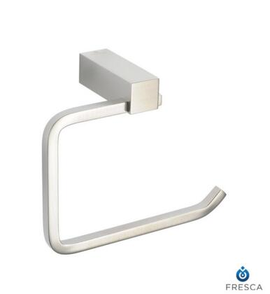 Fresca FAC0427 Ottimo Toilet Paper Holder with Heavy Duty Brass in