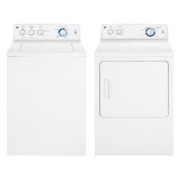 GE GTWP2250DWWPAIR1 Washing Machines