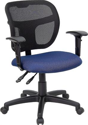 "Flash Furniture WLA7671SYGNVYAGG 25.25"" Contemporary Office Chair"