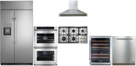 Dacor 717527 Discovery Kitchen Appliance Packages