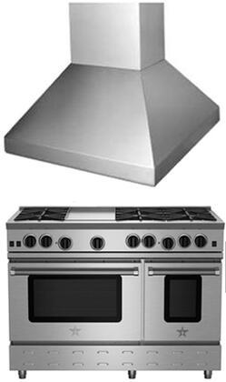 BlueStar 749813 RNB Kitchen Appliance Packages