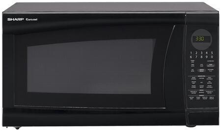 Sharp R520LKT Countertop Microwave