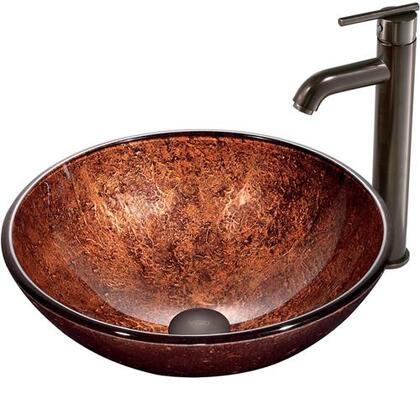 Vigo VGT170 Oil Rubbed Bronze Bath Sink