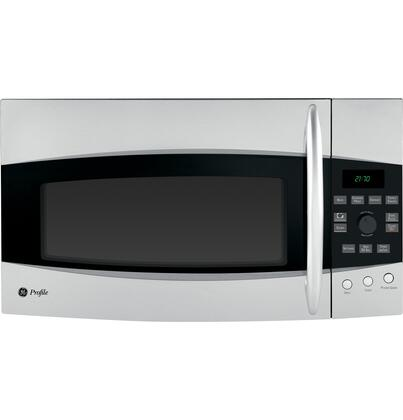 GE PVM2170SRSS 2.1 cu. ft. Capacity Over the Range Microwave Oven