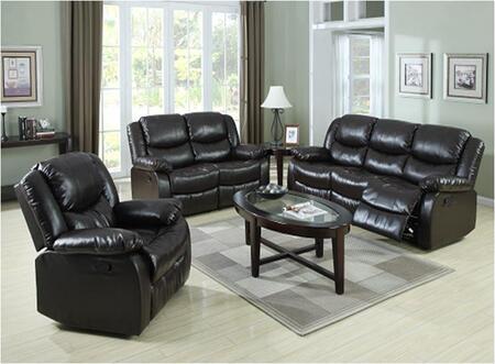 Acme Furniture 50560SET3 Fullerton Living Room Sets