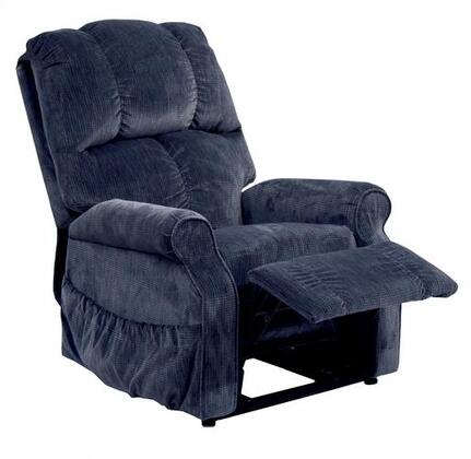 Catnapper 4817208443 Somerset Series Fabric Metal Frame  Recliners