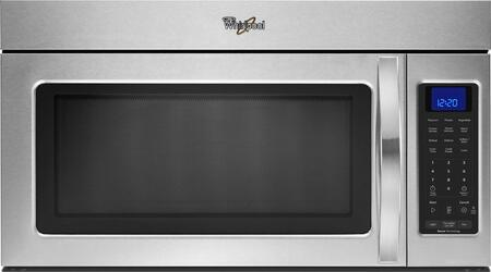 Whirlpool WMH32517AS 1.7 cu. ft. Capacity Over the Range Microwave Oven
