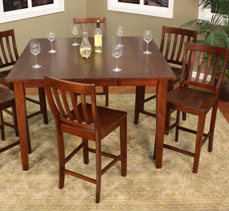American Heritage 713423 Este Dining Room Sets
