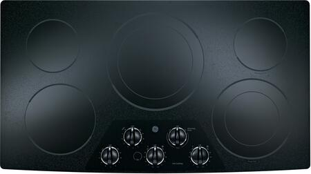 GE JP656DDBB CleanDesign Series Electric Cooktop