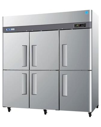 Turbo Air M3F726  Commercial Reach In Freezer