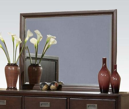 Acme Furniture 00164 Bellwood Series Rectangle Landscape Dresser Mirror