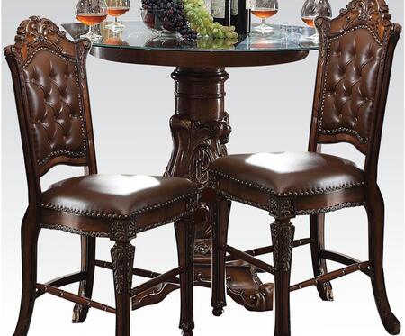 Acme Furniture 62030T2C Vendome Bar Table Sets