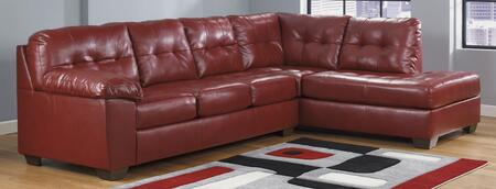 Signature Design by Ashley 201001766 Alliston Series Stationary DuraBlend Sofa