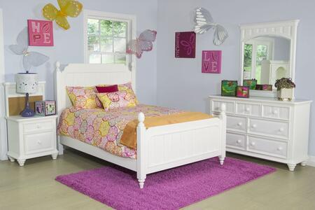 Samuel Lawrence 846663031105SET SummerTime Twin Bedroom Sets