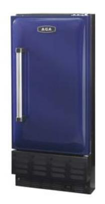AGA ACIM15BLU  Built-In Ice Maker with 35 lb. Daily Ice Production, 35 lb. Ice Storage, in Blue
