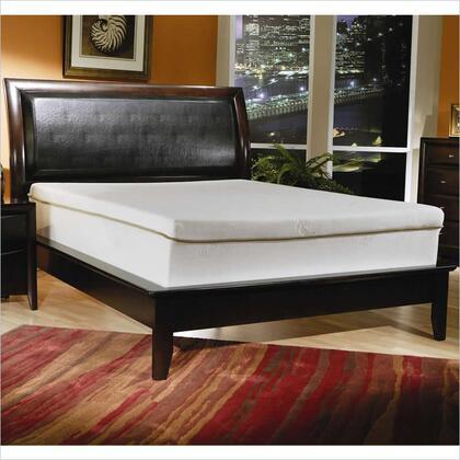 "Coaster 1005 Arese 13"" Pillow Top Memory Foam Mattress"