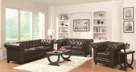 Coaster 504551SLC Roy Living Room Sets