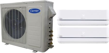 Carrier 700974 Performance Mini Split Air Conditioner System