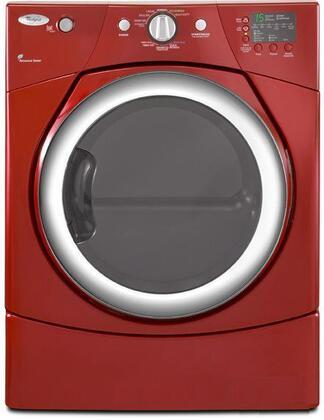 "Whirlpool WED9270XR 27"" Electric Dryer"