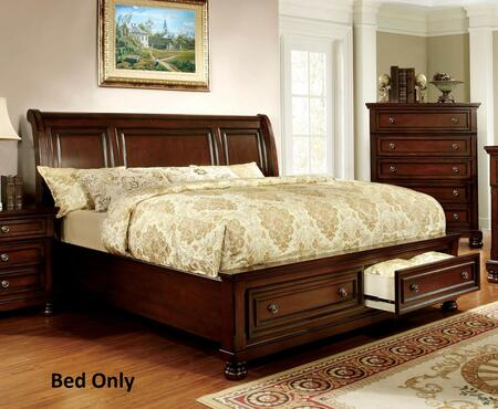 Furniture of America CM7683EKBED Northville Series  Eastern King Size Bed
